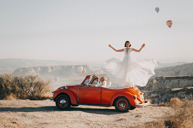 Private Photo Shooting Experience in Cappadocia