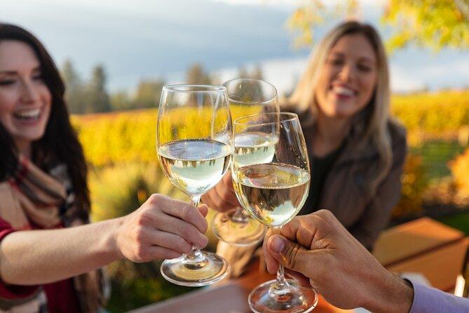 Halve dag Werveling, Sip & Savor Wine Tour