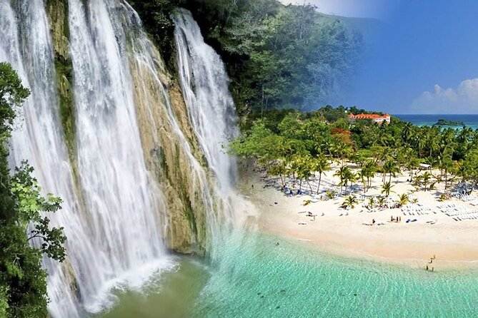 Samana Day Trip: Limon Waterfall - Levantado Island - Safari & Horseback Ride