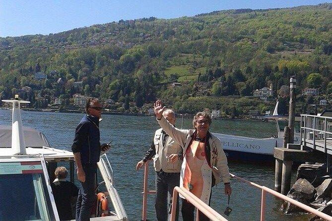 Stresa: Day Pass 3 Borromean Islands Hop-On Hop-Off Boat Tour