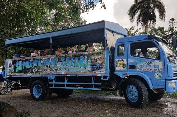 Full Day Eco Safari Adventure