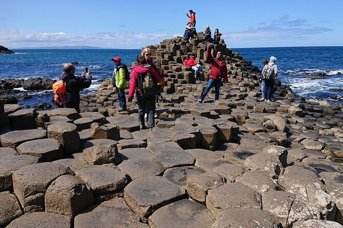 Private Luxury Giants Causeway Tour From Belfast