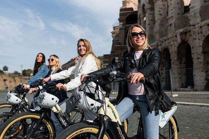 Morning E-Bike Tour in Rome