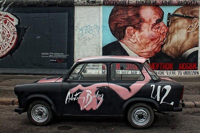 5-Hour Private Berlin Tour: Multi-Cultural Street Art - Lifestyle of Kreuzberg