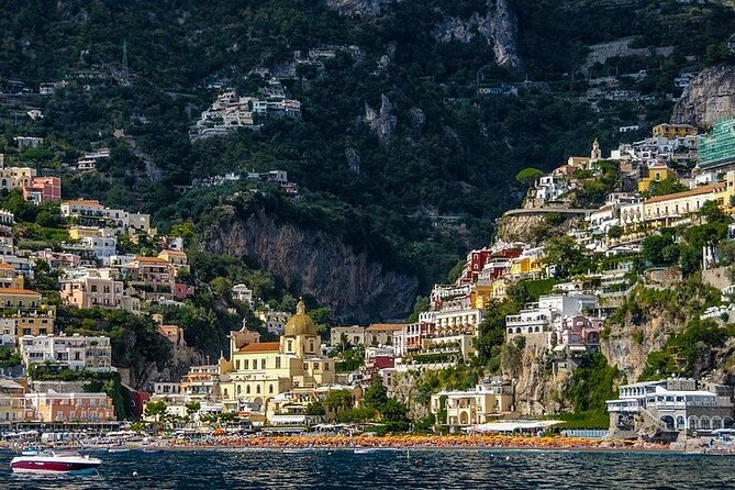 5 Days All Inclusive Amalfi Coast Guided Tour by bus from Milan