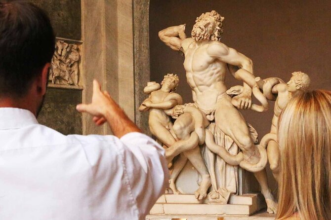 First Entry Detailed Vatican Tour with Sistine Chapel and St. Peter's Basilica
