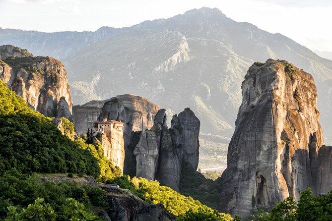 2-Day Rail Tour to Meteora from Thessaloniki
