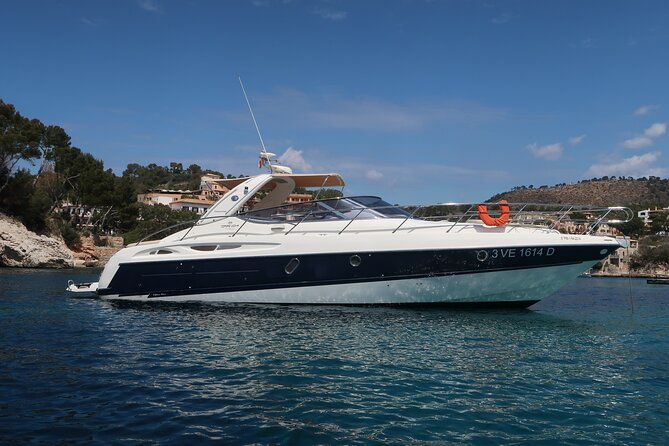 Full Day Motor Yacht in Mallorca from Port Adriano