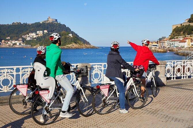 Private San Sebastian Bike Tour