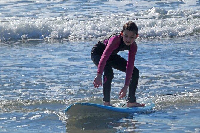 Mondo's Beach Surf Lessons