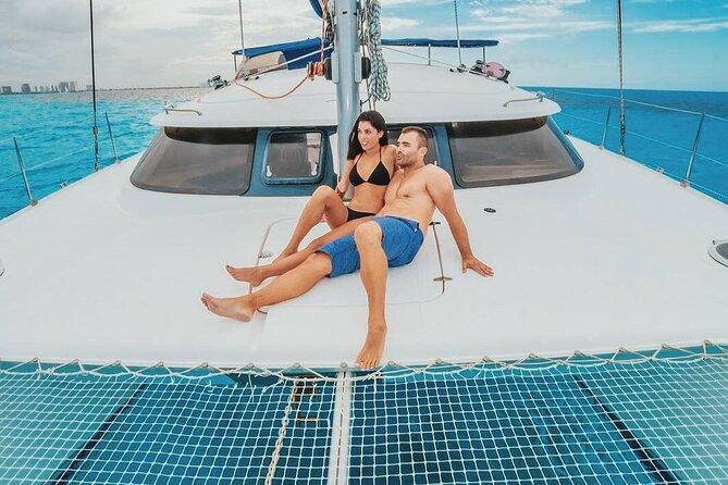 Private Catamaran From Cancun
