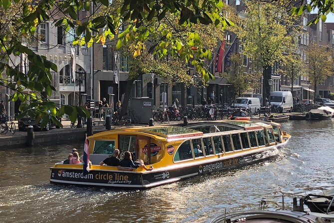 Canal Cruise of Jordaan and Amsterdam Islands