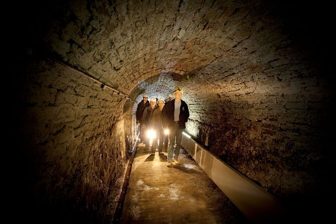 Small-group Ouseburn Food Tour with Tour of Victorian Tunnels