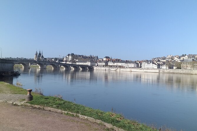 Kayaking adventure on the Loire from Blois