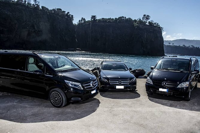 Private Transfer from PRAIANO to ROME