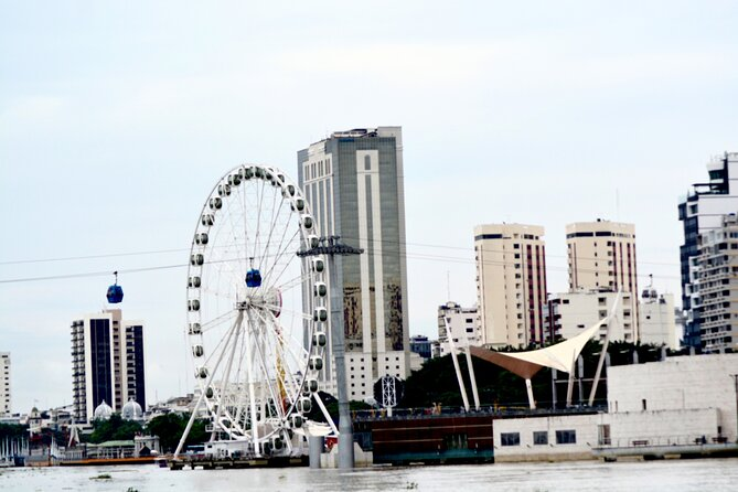 Half Day: Private Guayaquil City Tour and History Park