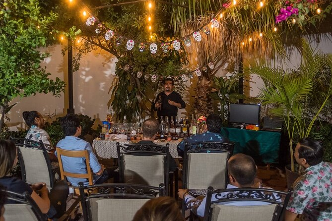 Spirits of Mexico: La Paz Tequila & Mezcal Tasting and Pairing