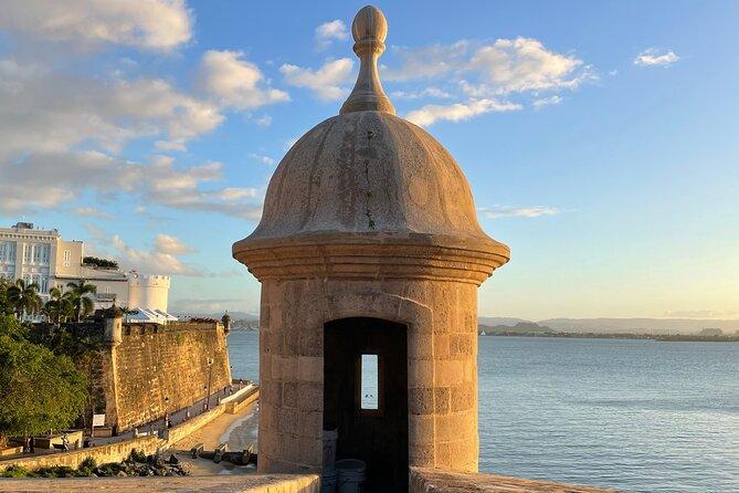 Sunset Walking Tour in the Historic Old San Juan