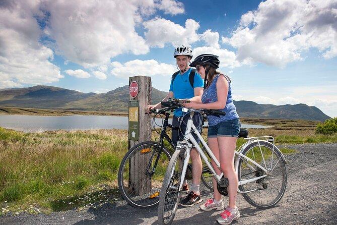 Electric biking Westport & the Great Western Greenway, Mayo. Self Guided.