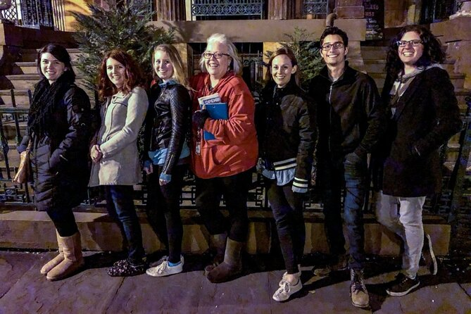 Spirits and Scoundrels Adults Only Savannah Ghost Tour
