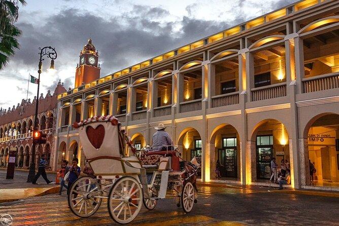 Mérida City Tour with Guide