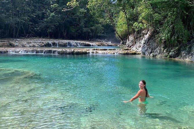 Semuc Champey + El Quetzal Sanctuary + Coban City: 3-Days Tour From Antigua