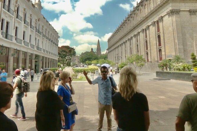 Private walking tour of Guadalajara