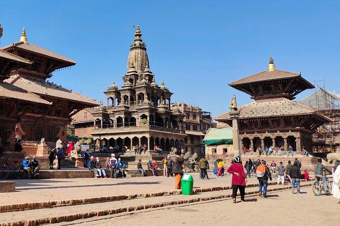 Tour du patrimoine du Népal
