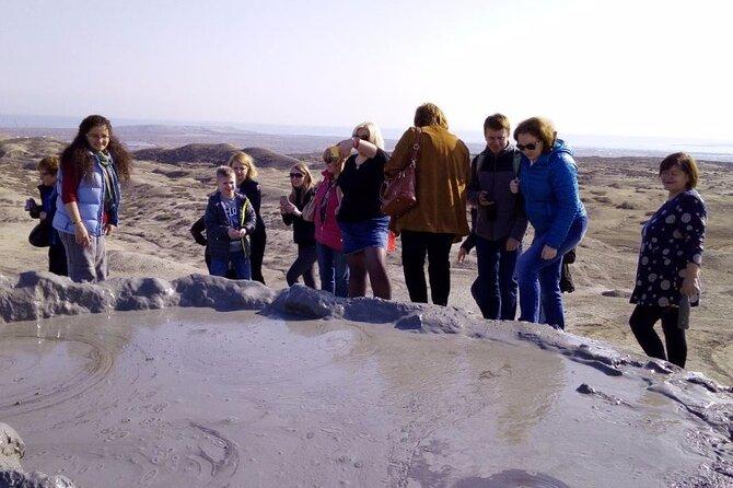 Mud Volcanoes & Gobustan Private Tour