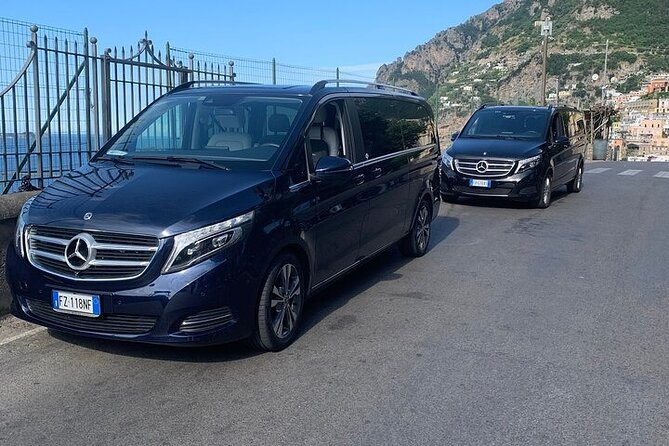 Private Transfer from ROME to RAVELLO with 2 Hours Stopover in Pompeii