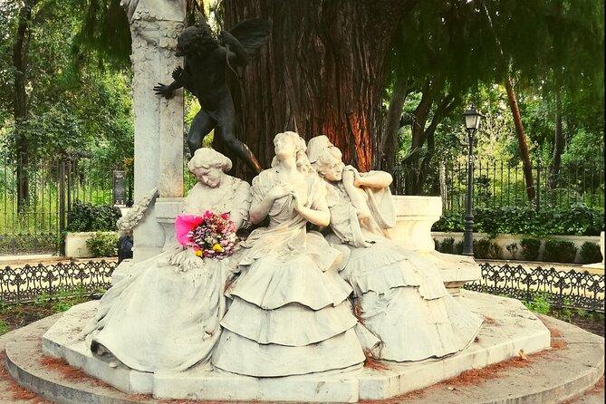 Alcazar, Cathedral, Plaza De España And Maria Luisa Park Private Tour