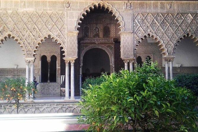 Alcázar van Sevilla privétour