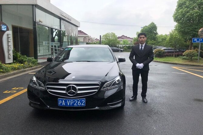 Shanghai Pudong International Airport (PVG) Private Transfer