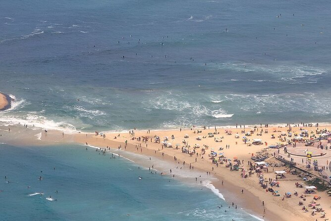 Beach Tour Adventure in the West Zone of Rio with Transfer