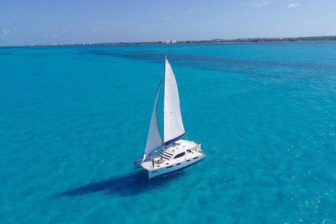 Cozumel Luxury Sailing and Snorkeling Cruise