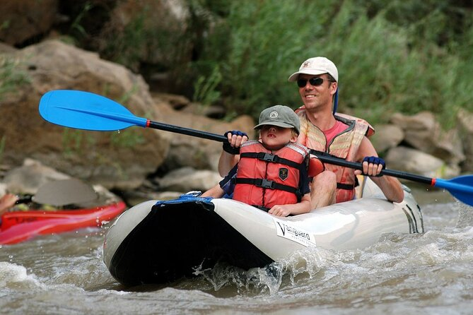 Rentals: 1-Day Inflatable Kayak (2 Persons)