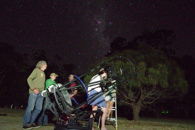 Wirrina Cove night sky tour