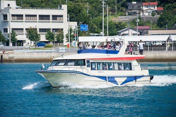 Shimanami Kaido and Yumeshima Kaido Charter Tour