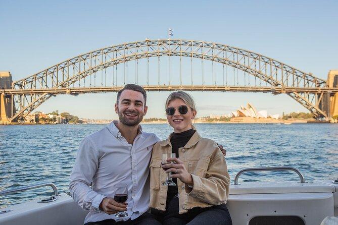 Sydney Harbour Side Restaurant Dinner and Twilight Cruise