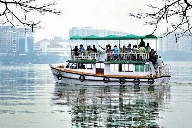 Kochi Shore Excursion: Cochin Harbor Cruise with Glimpse of Cochin Private Tour