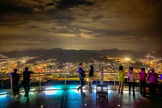 See the 10 Million Dollar Night View Private Nagasaki Tour