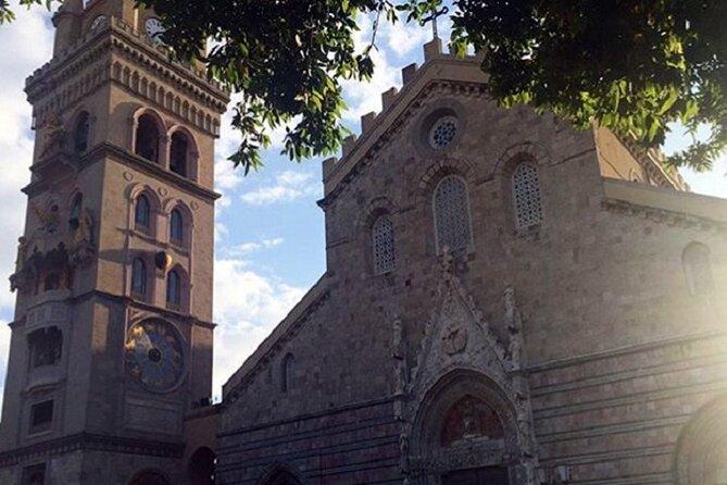 Messina to Taormina Low Cost Transfer
