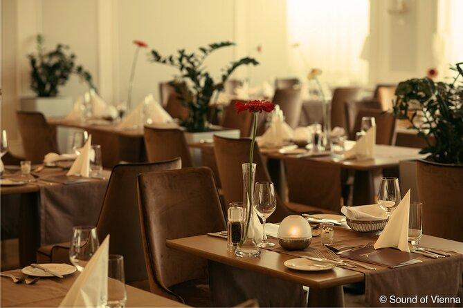 Concerto de Strauss e Mozart e jantar de 3 pratos no Kursalon Vienna