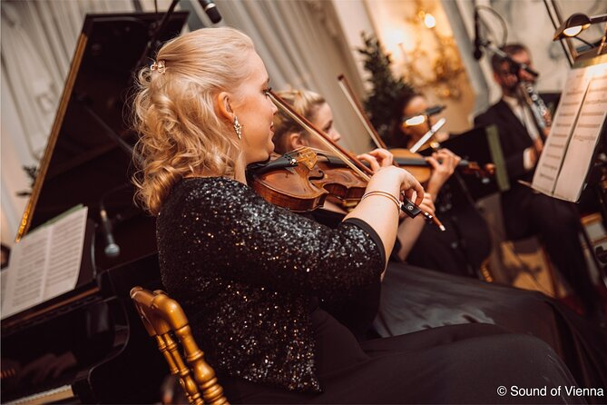 Kursalon Vienna New Year's Classical Concert