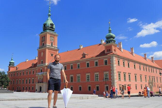 Public Walking Tour Warsaw Old Town | 12 € per person