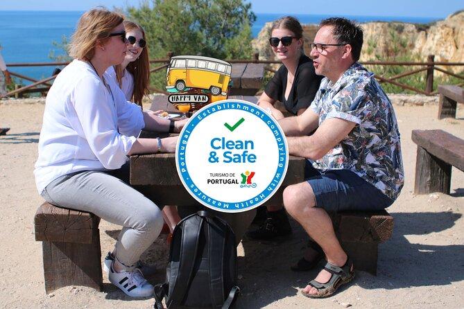 Portimão and Lagoa: Family Clean & Safe Tour - Pack#1