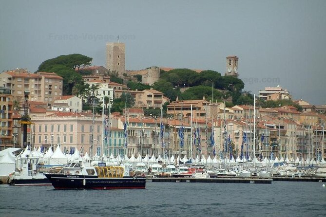 4-Day Guided Tour of the Côte d'Azur All Inclusive by Bus from Brescia