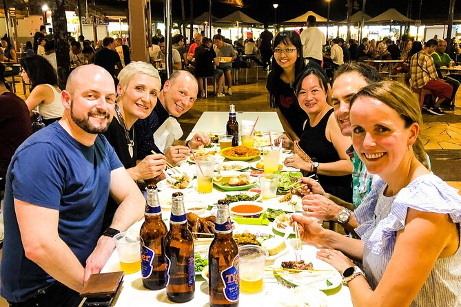 Singapore Private Food Tours with a Local: 100% Personalized ★★★★★
