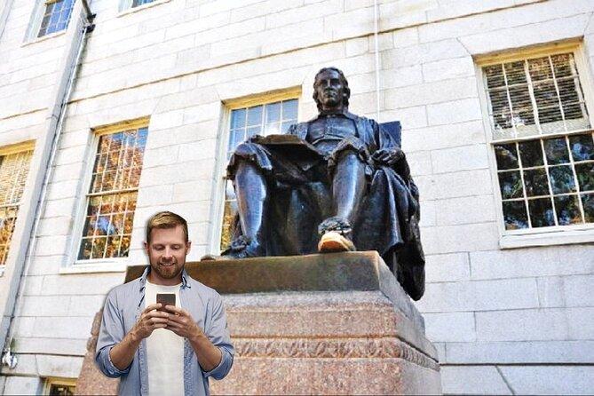 Harvard Campus Cambridge Self-Guided Walking Tour