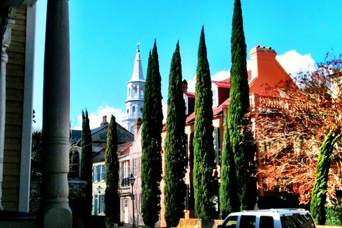 Small Group History & Storytelling Tour of Historic Charleston